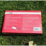Werbung | 35.000mAh Zusatzenergie für alle erdenklichen mobilen Geräte – revolt Powerpack im Alu-Gehäuse