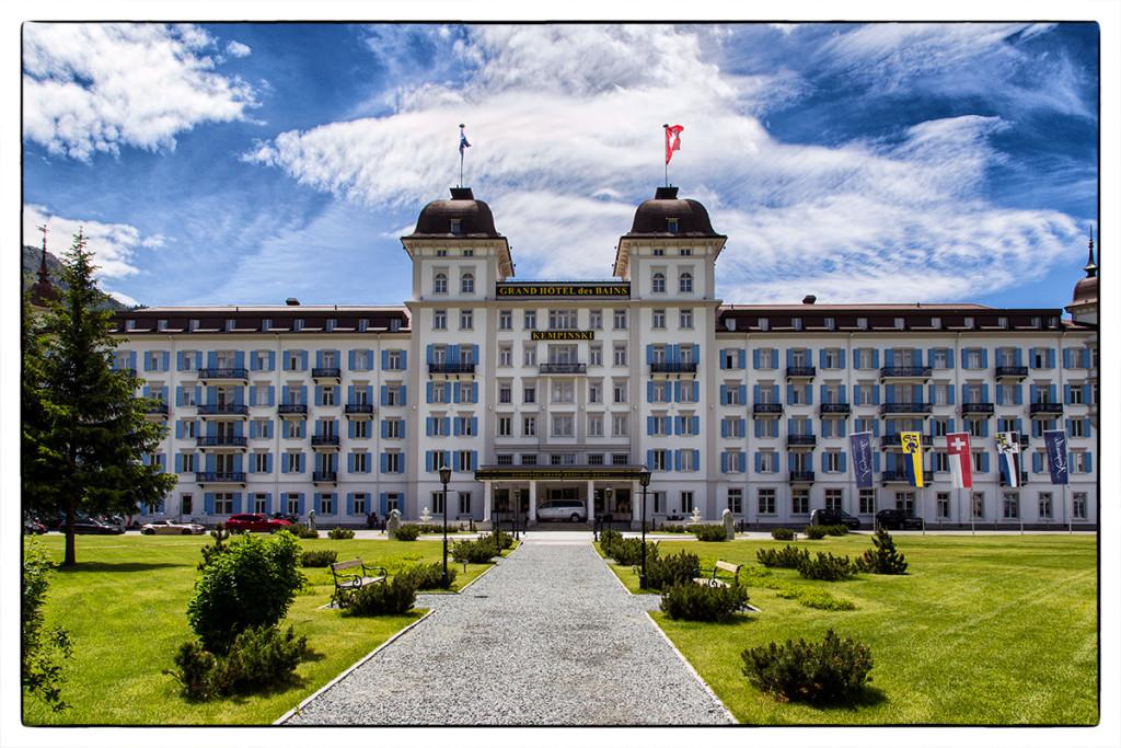 Kempinski Grand Hôtel des Bains
