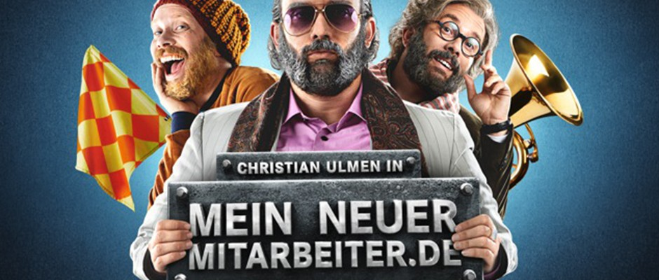 Mercedes Vito Tourer und Christian Ulmen