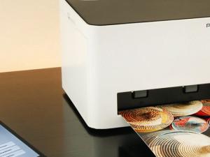 Photo Cube Drahtloser Fotodrucker für Smartphones - Der Drucker für die Hosentasche