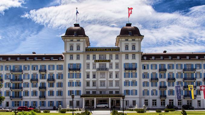 Werbung | Kempinski Grand Hôtel des Bains: Exklusiv, mondän, unvergesslich