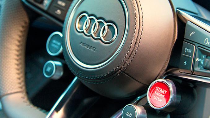 Werbung | R8 Artikelserie – Neuer Audi R8 V10 Plus mit Performance-Lenkrad