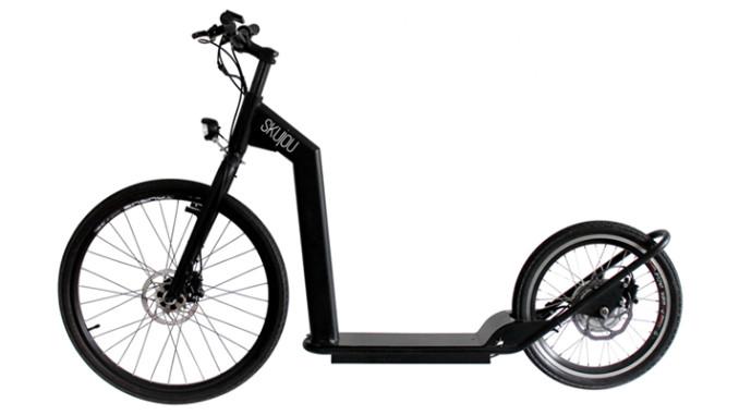 Werbung | Hamburger STARTUP Launcht Crowdfunding-Kampagne für elektrischen Scooter