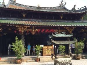 Werbung | Thian Hock Keng Temple – Ältester chinesischer Tempel in Singapur #CelebrateSG50