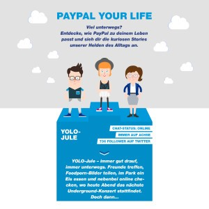 PayPal your life