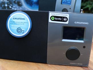 Grundig Digitalradio Cosmopolit 4 WEB DAB+