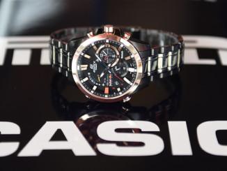 Werbung | Getestet: CASIO Edifice EQB-510 in der Infiniti Red Bull Racing Sonderedition