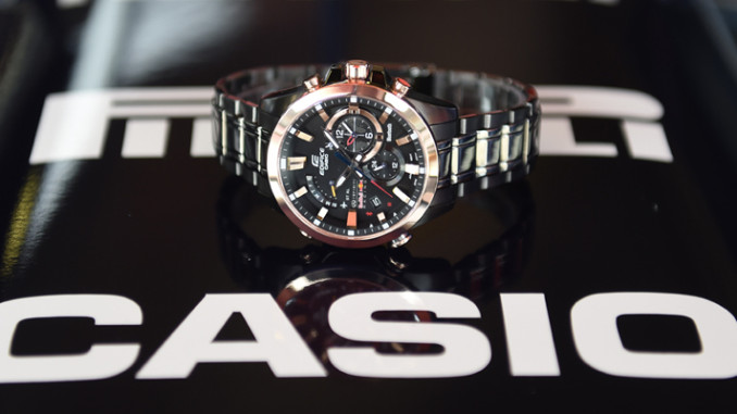 Werbung | Getestet: CASIO Edifice EQB-510 in der Infiniti Red Bull Racing Sonderedition