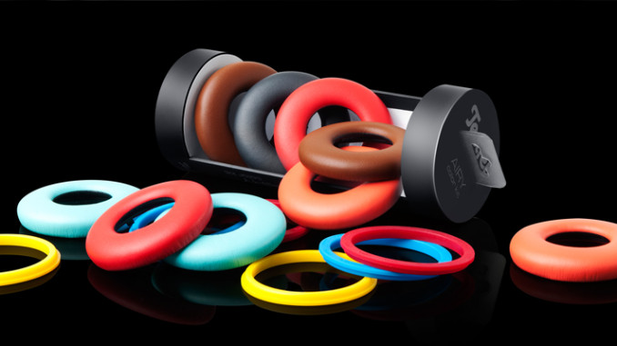 Teufel AIRY Color Kit - tauschbare Ohrpolster bringen Farbe ins Spiel
