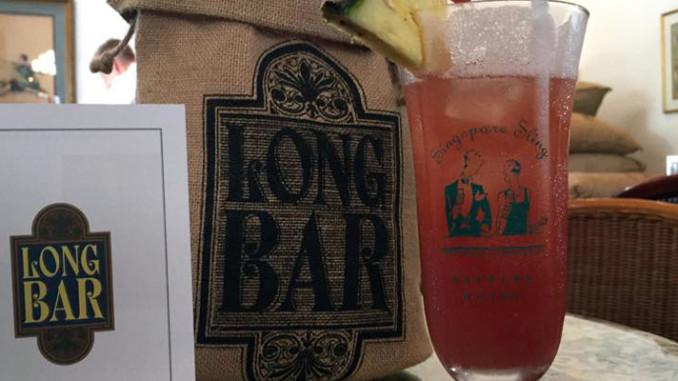 Singapore Sling –Originalrezept aus dem Raffle Hotel Singapore #CelebrateSG50