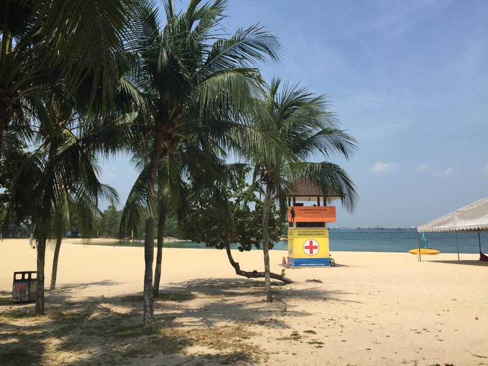 Werbung | Feine und kleine Stadtstrände in Singapur – Sentosa Island #CelebrateSG50