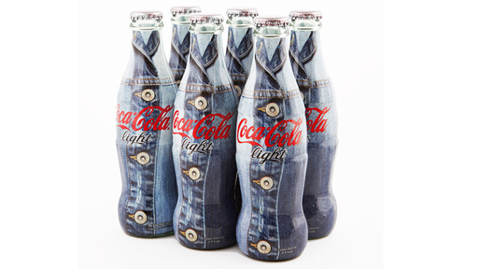 Coa-Cola Light und Denim