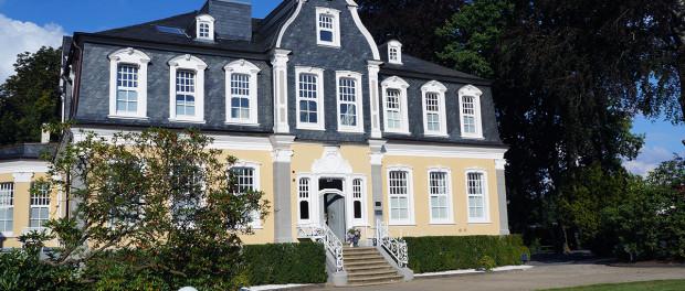Eine Nacht in Wuppertal – Bloggertreffen in der Park Villa Wuppertal