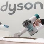 Werbung   Dyson v6 Mattress – Kabelloser Staubsauger für die Entfernung von Milben und Allergenen #ifa2015