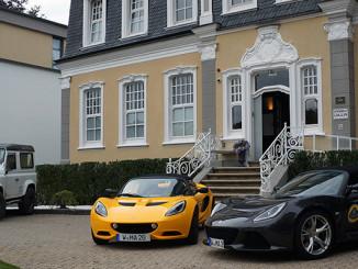 Werbung | Eine Nacht in Wuppertal – Bloggertreffen in der Park Villa Wuppertal