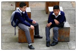 Werbung | Fotogalerie: Menschen und Gesichter #Bogota #Kolumbien
