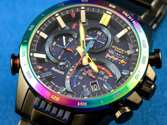 Casio EDIFICE EQB-500RBB Infiniti Red Bull Racing Special-Edition