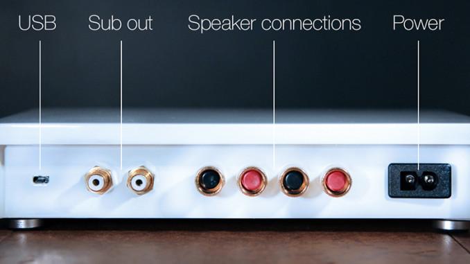 Digitaler Verstärker ARC von Totem Acoustic