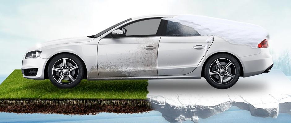 KUNGS Autopflegeprodukte für den Winter