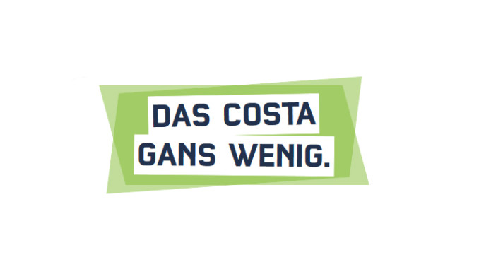 Das Costa Gans wenig