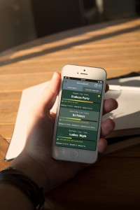 Nightsnap: Finde mit der Gratis-App spontan die beste Party der Stadt