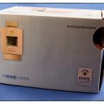 RWE SmartHome Heizkörperthermostat Verpackung
