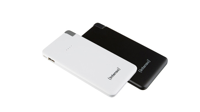 INTENSO S5000 Powerbank • Mobile Energiequelle