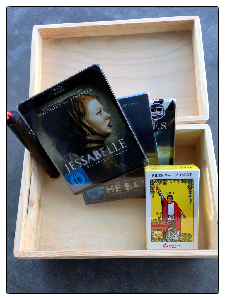 Jessabelle – Die Vorhersehung