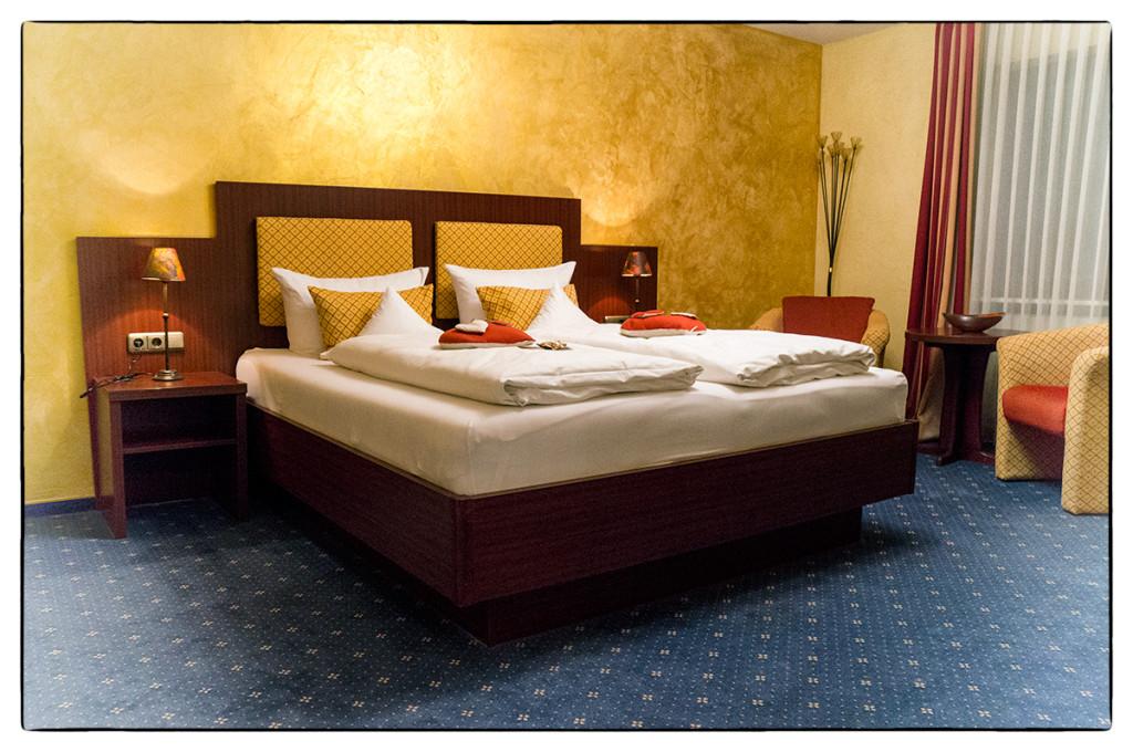 Freund Das Hotel & Spa-Resort Zimmer