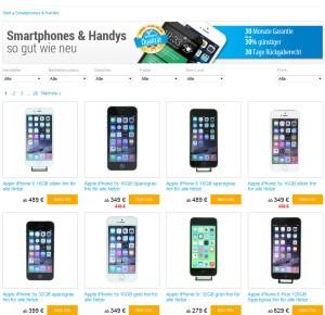"""Werbung   asgoodasnew – Gebrauchte Elektronik kaufen """"so gut wie neu"""""""