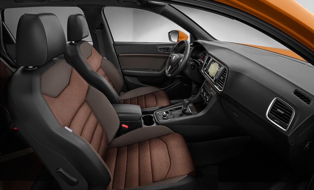 Der neue Seat Ateca SUV