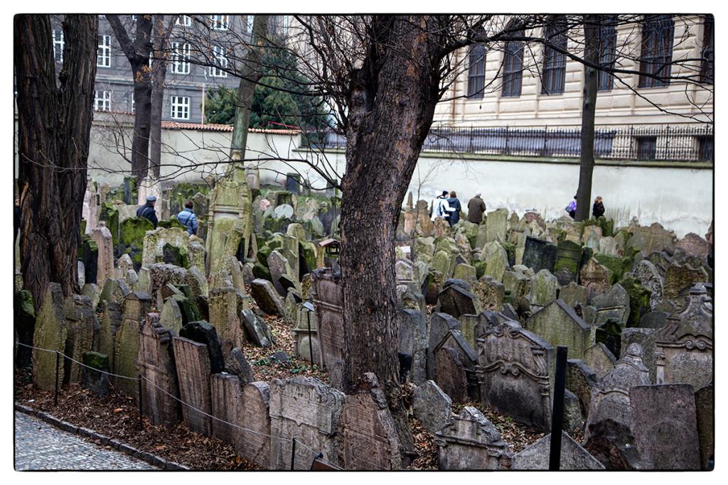 Judenfriedhof Prag