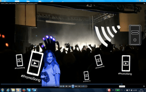 videmic | Adhoc Video Sharing von Smartphone zu Smartphone