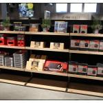 Werbung | Impressionen: Der Weber Original Store in Kassel