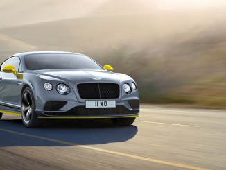 Bentley Continental Speed GT Black Edition
