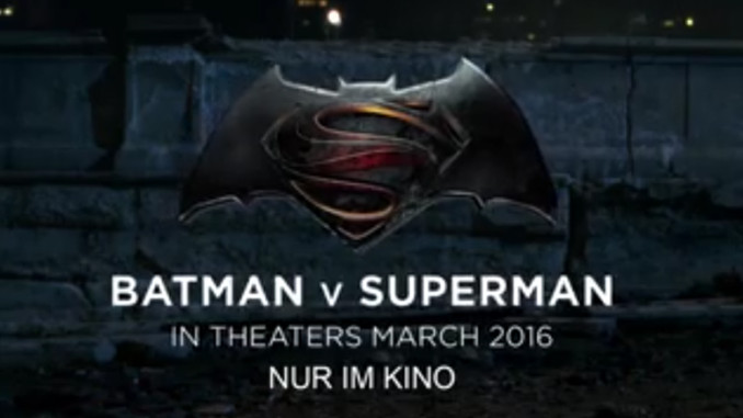 Metropolis oder Gotham