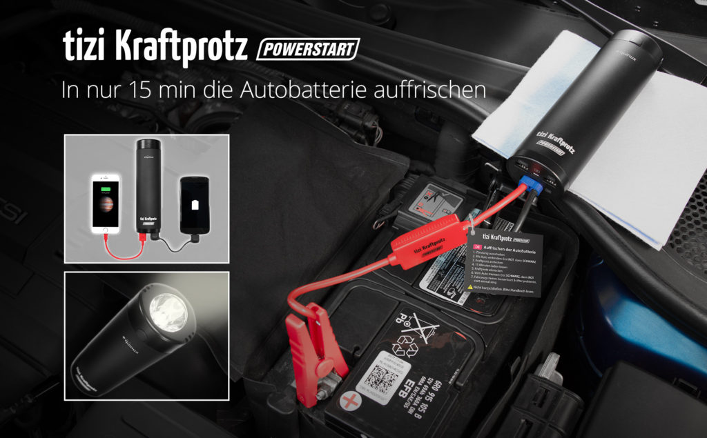 tizi Kraftprotz PowerStart