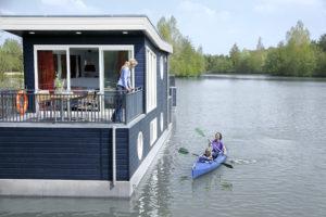 Hausboot CenterParcs Bispinger Heide