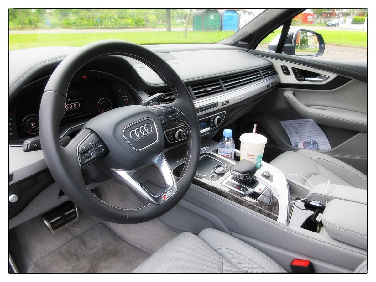 Der neue Audi SQ7 TDI