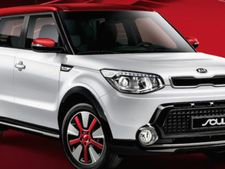 Kia Soul White & Red-Edition: Crossover mit Stil