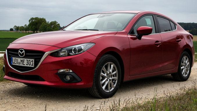 Neuer sparsamer SKYACTIV Diesel im Bestseller Mazda3
