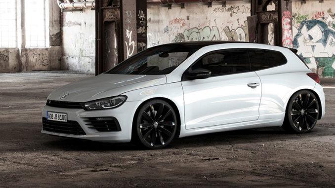 Der VW Scirocco R Black Style