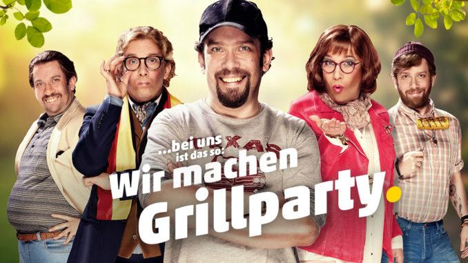 """""""Wir machen Grillparty"""" – Penny und Ulmen bringen Spaß auf die Grillparty"""