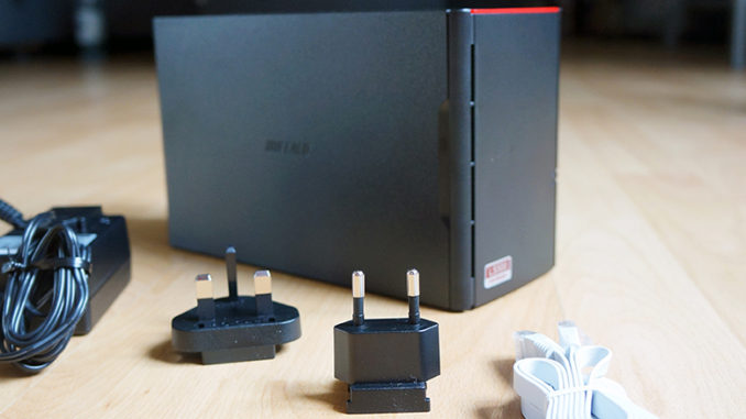 Buffalo LinkStation 520 – NAS-System im Test