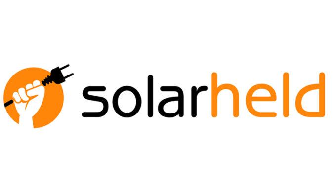 Werbung | solarheld – Echte Helden machen ihren Strom selbst