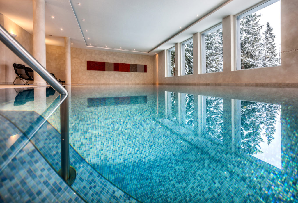 Waldhotel National Arosa