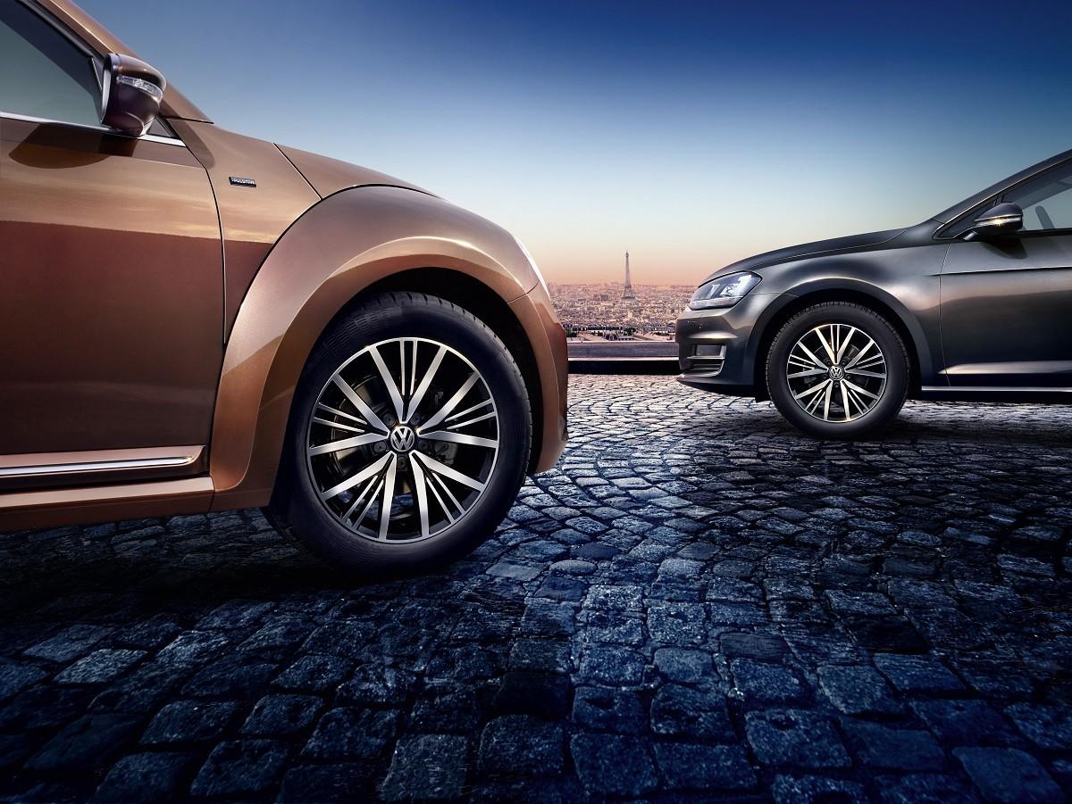 Die Volkswagen Allstar Modelle