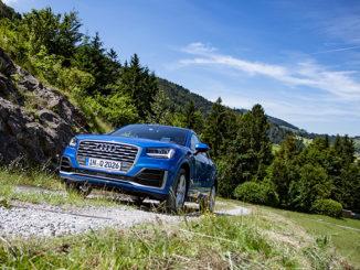 Audi Q2 – der neue SUV von Audi macht Eindruck