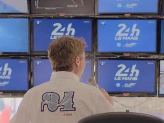 Keanu Reeves neue Eindrücke in Le Mans