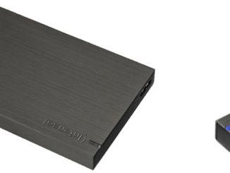Intenso Memory Board – kompakte, stylische externe Festplatte